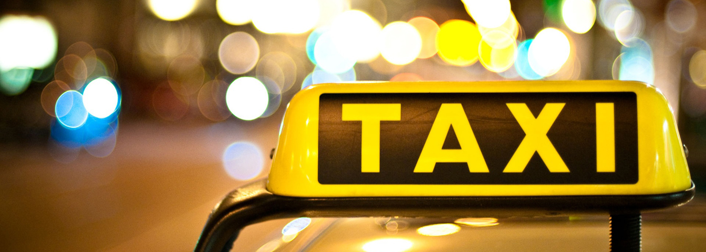 taxi banner image